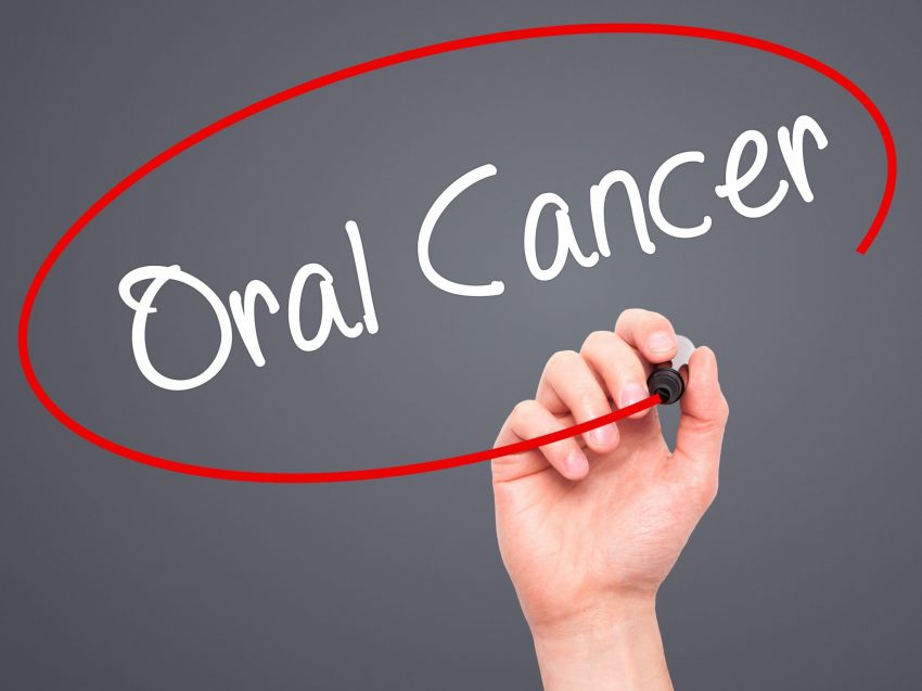 Bring awareness of the risk of oral cancer